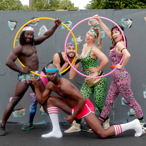 Hoop Hop with Charlene The Hoola Queen